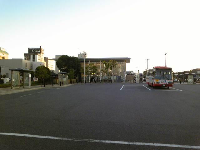 松江しんじ湖温泉駅から松江駅